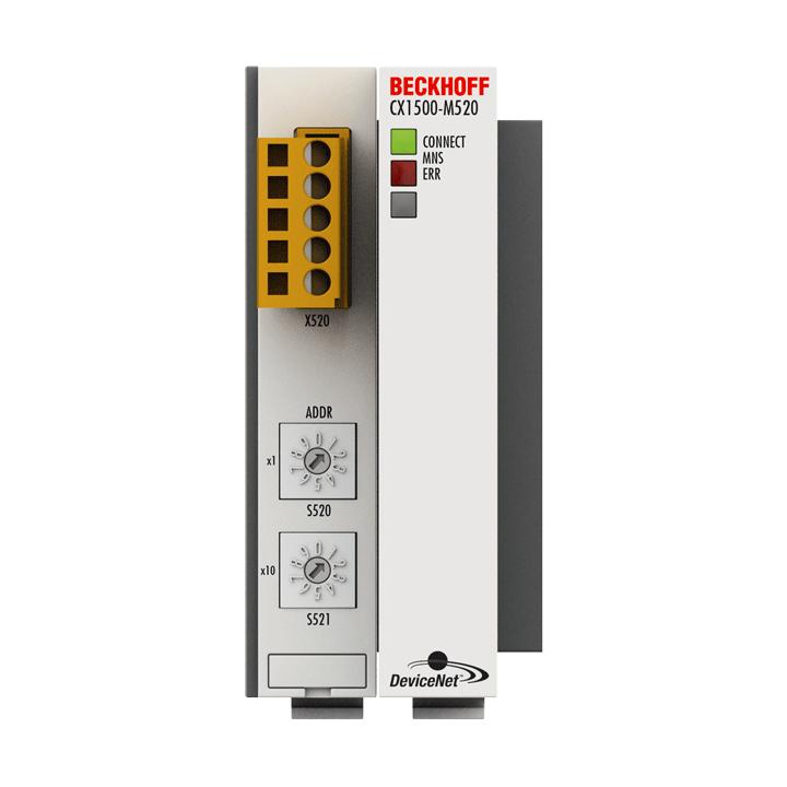 CX1500-M520 | DeviceNet-Master-Feldbusanschaltung