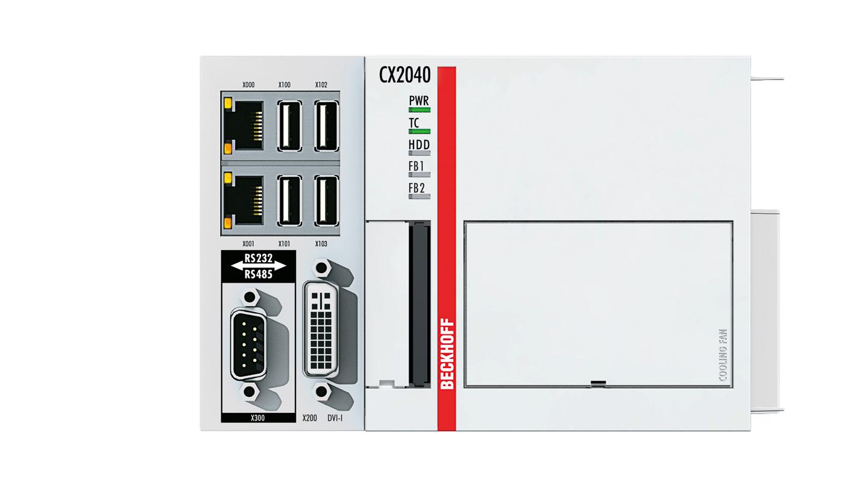 CX2040 | Basic CPU module