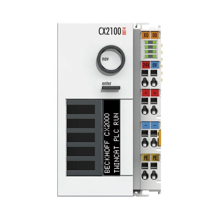 CX2100-0014 | Power supply unit for CX20xx, 130 W