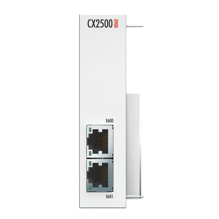 CX2500-0060 | Ethernet module for CX20xx, CX52xx