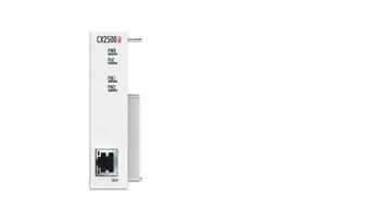 CX2500-0061 | Power over Ethernet module for CX20xx, CX52xx
