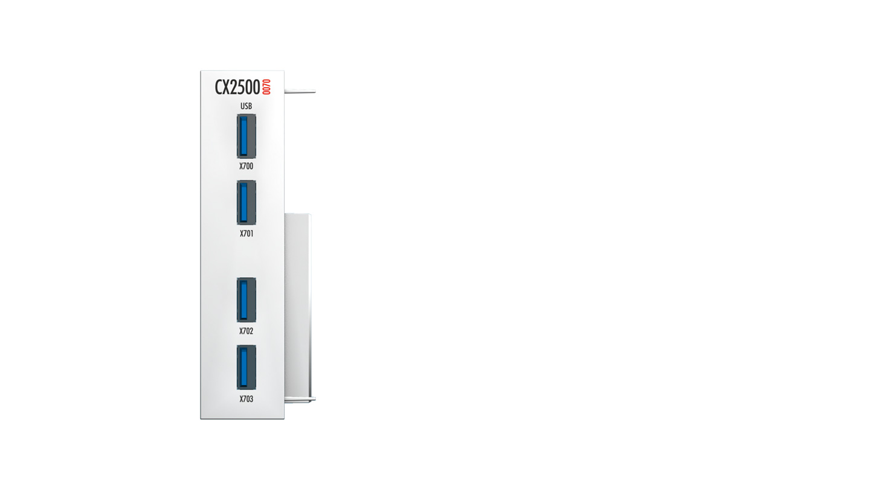 CX2500-0070 | USB 3.0 module for CX20xx, CX52xx