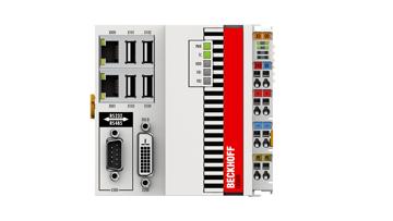 CX5020 | Embedded PC with Intel Atom® processor