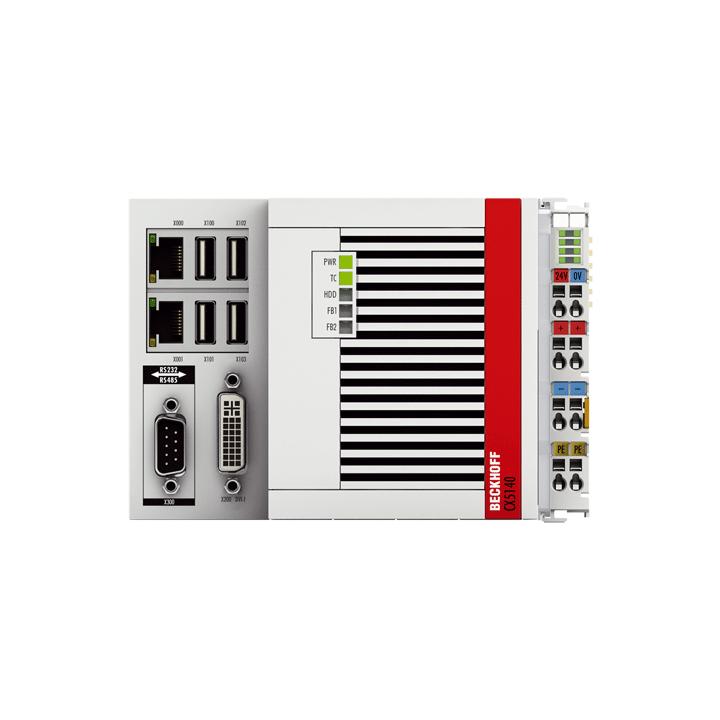 CX5140 | Embedded PC with Intel Atom® processor