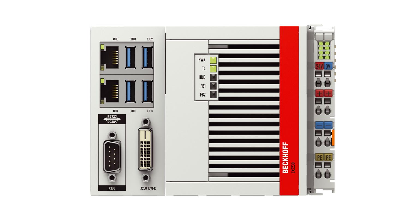 CX5230 | Embedded-PC mit Intel-Atom®-Prozessor