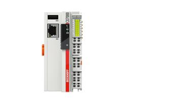 CX7000   Embedded-PC mit ARM-Cortex™-M7-Prozessor