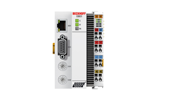 CX8031 | Embedded PC with PROFIBUS slave
