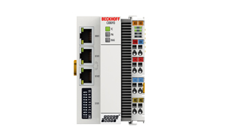CX8093 | Embedded PC with PROFINET device