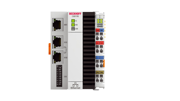 CX8190 | Embedded PC with different Ethernet protocols