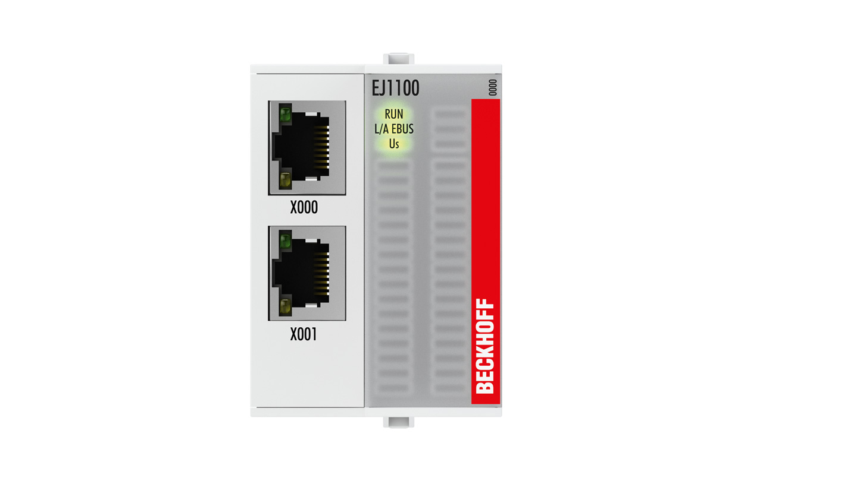 EJ1100 | EtherCAT Coupler