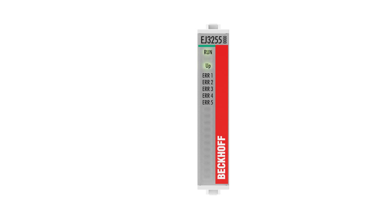 EJ3255 | 5-Kanal-Eingang, Potentiometerauswertung mit Sensorversorgung