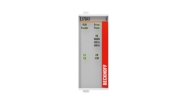 EJ7041-0052 | Schrittmotormodul 48VDC, 5A