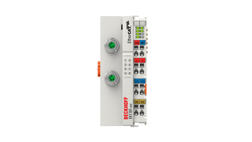 EK1101-0008 | EtherCAT Coupler with ID switch and M8 connection