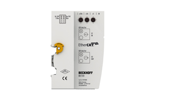 EK1101 | EtherCAT-Koppler mit ID-Switch