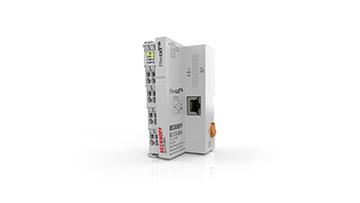 EK1110-0044 | EtherCAT-EJ-Koppler, CX- und EL-Klemmen-Anbindung, EtherCAT-Abzweig