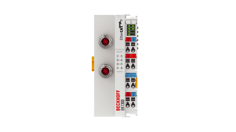 EK1300 | EtherCATP coupler