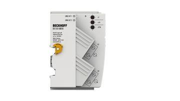 EK1501-0010 | EtherCAT Coupler with ID switch, single mode fibre optic