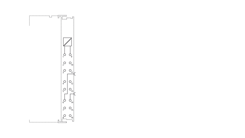EK1828-0010 | EtherCAT-Koppler mit integrierten digitalen Ausgängen