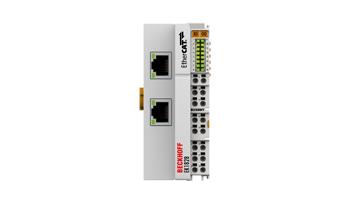 EK1828 | EtherCAT Coupler with integrated digital inputs/outputs