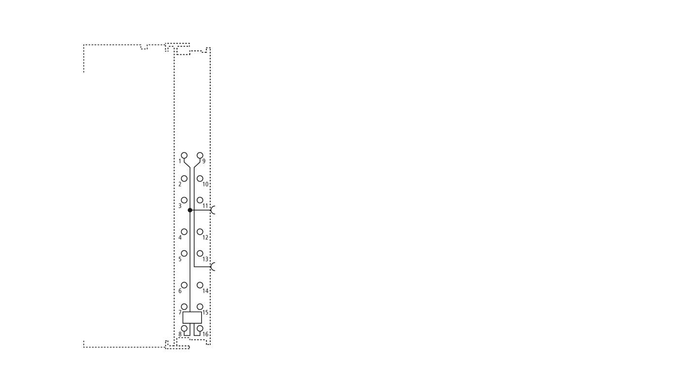 EK1914 | EtherCAT-Koppler mit integrierten digitalen Standard- und Safety-I/Os