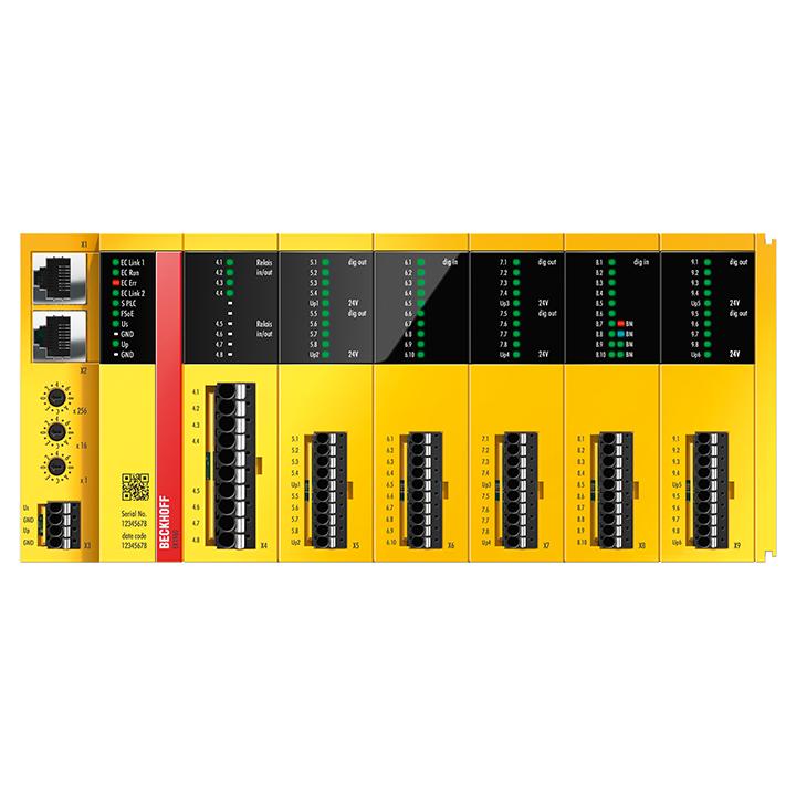 EK1960 | TwinSAFE Compact Controller