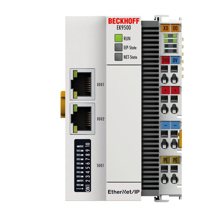 EK9500 | EtherNet/IP Bus Coupler