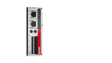 EKM1101 | EtherCAT Coupler with ID switch and diagnostics