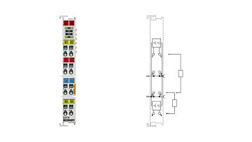 EL2124 | 4-Kanal-Digital-Ausgangsklemme 5VDC