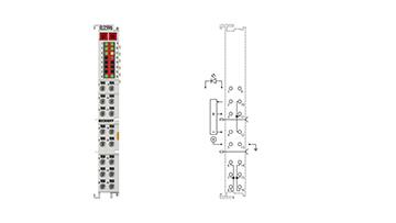 EL2596 | 1-channel LED strobe control terminals