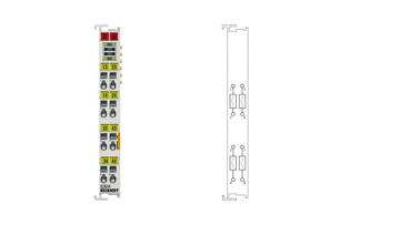 EL2634   4-channel relay output terminal 250 V AC/30 V DC