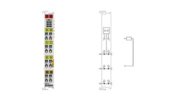 EL2712 | 2-Kanal-Triac-Ausgangsklemme