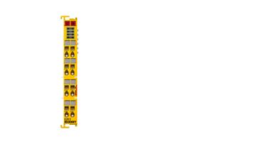 EL2912 | 2-Kanal-Digital-Ausgangsklemme, TwinSAFE Logic, 24VDC, 2A