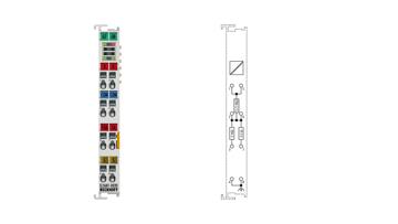 EL3681-0020 | Digital-Multimeter-Klemme, mit Kalibrierzertifikat