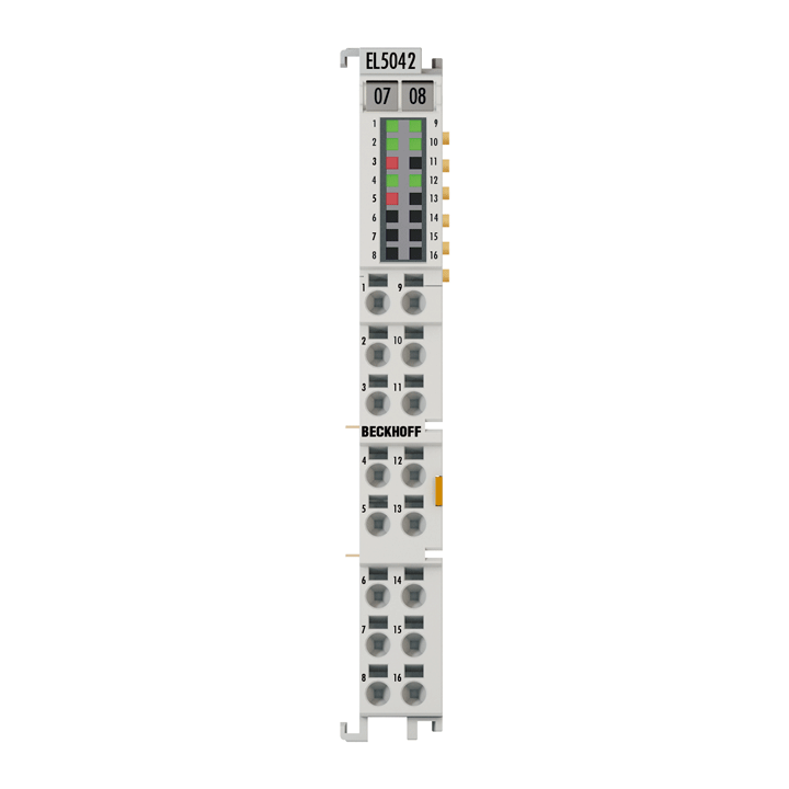 EL5042 | 2-channel BiSS C interface