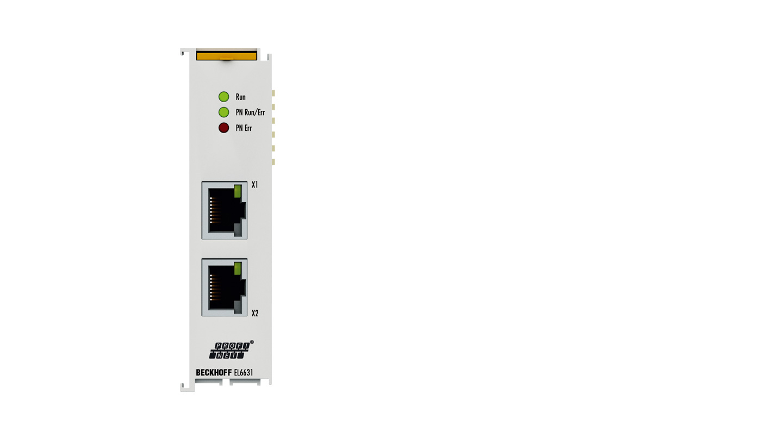 EL6631 | PROFINET-RT-Controller/Device-Klemme