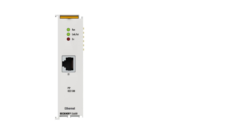 EL6688 | IEEE 1588 external synchronisation interface