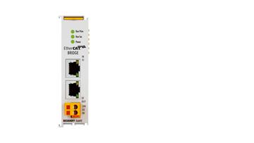 EL6692 | EtherCAT bridge terminal
