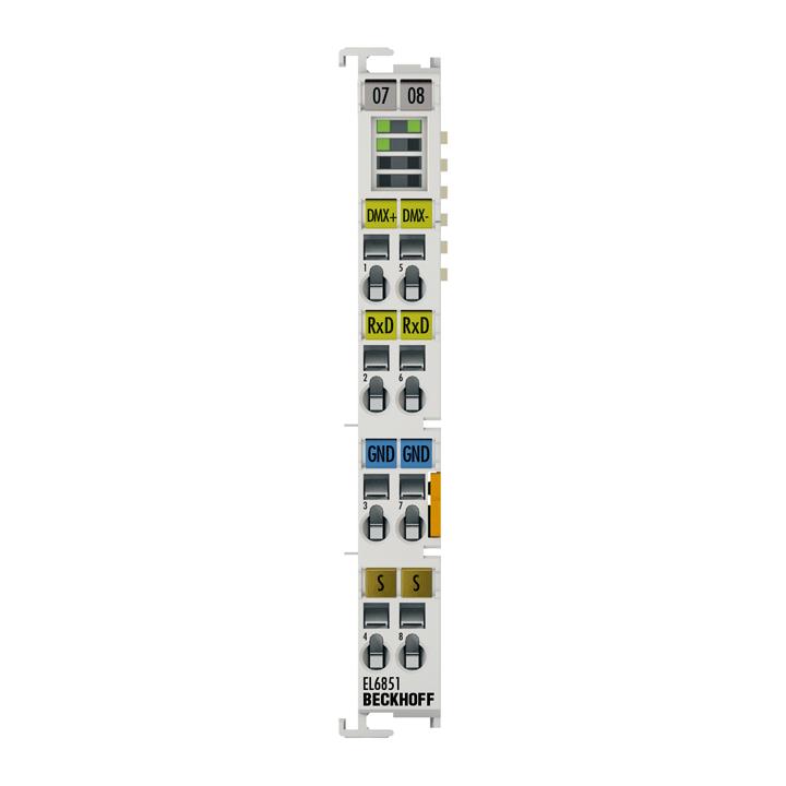 EL6851 | DMX master/slave