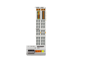 EL7221-9014 | Servomotorklemme mit OCT und STO, 48VDC, 7…8A(Ieff), Betrieb mit ZB8610
