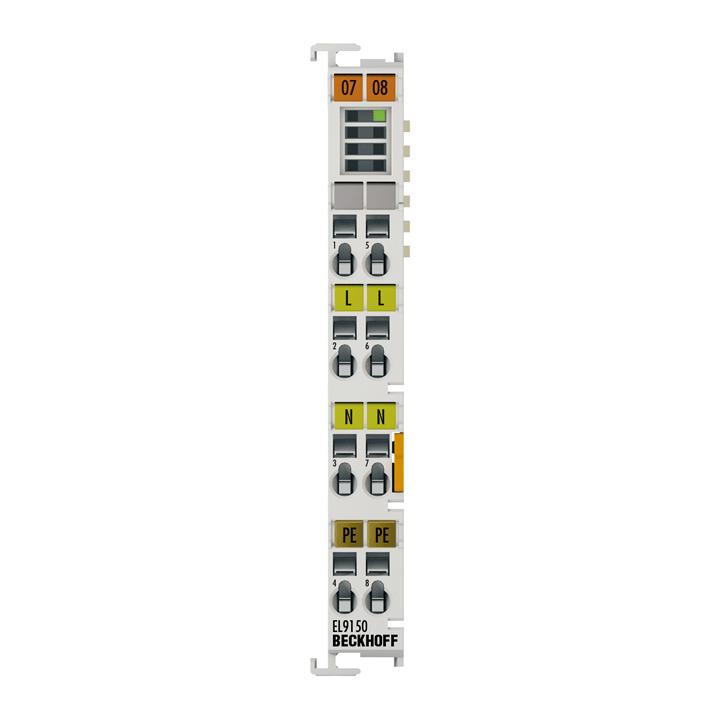 EL9150 | Potenzialeinspeiseklemme, 120…230VAC