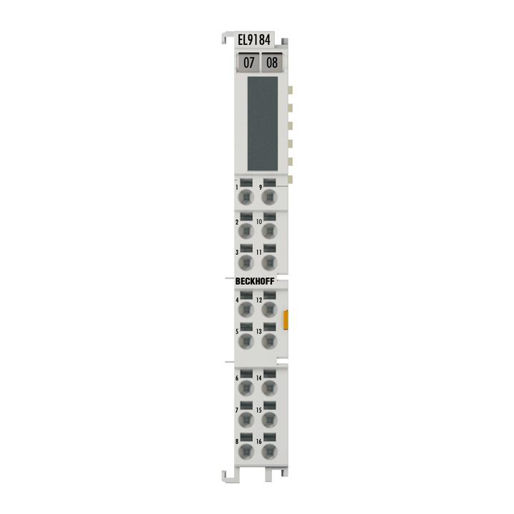 EL9184 | Potenzialverteilungsklemme, 8x 24VDC, 8x 0VDC