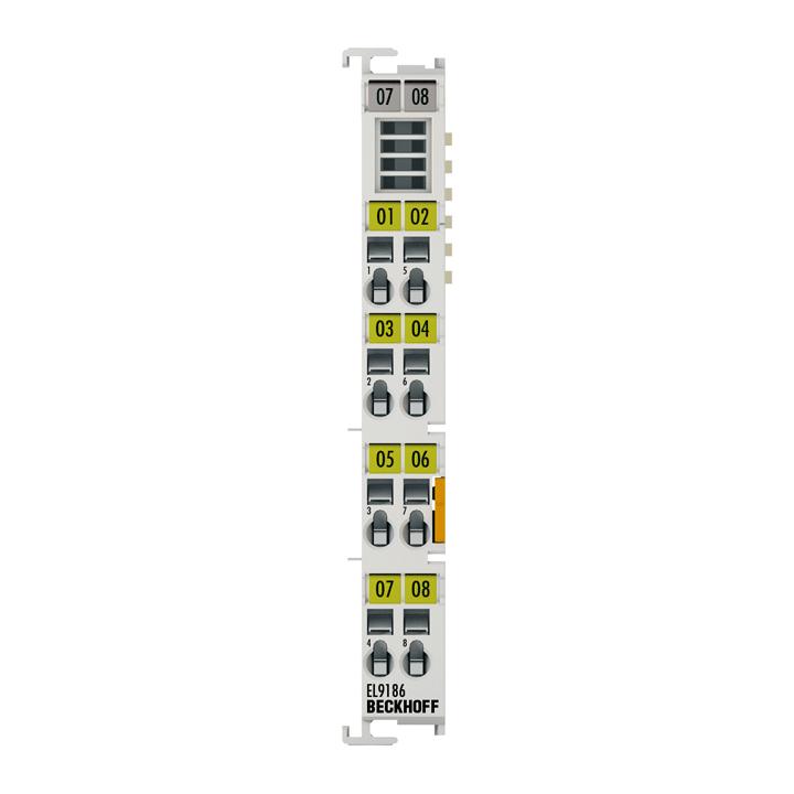 EL9186 | Potenzialverteilungsklemme, 8x 24VDC