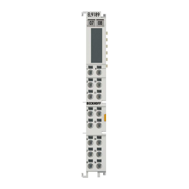 EL9189 | Potential distribution terminal, 16x 0VDC