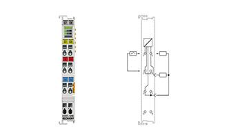 EL9221-5090 | Überstromschutzklemme 24VDC, 1-Kanal, 10A