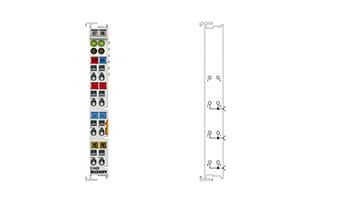 EL9400 | Netzteilklemme zur E-Bus-Auffrischung