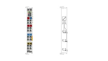 EL9505 | Power supply terminal 5VDC