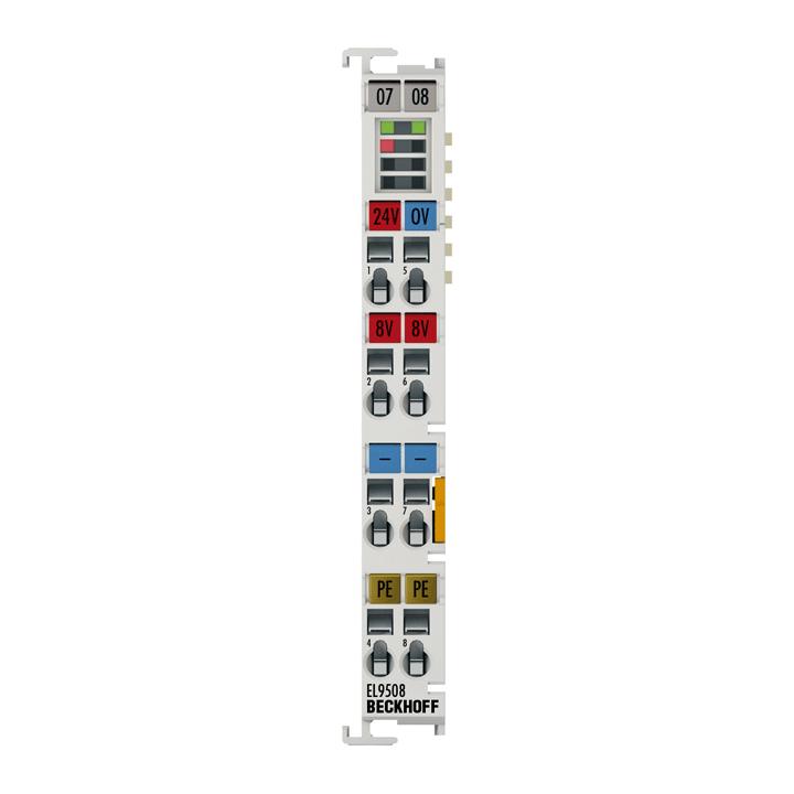EL9508 | Power supply terminal 8VDC