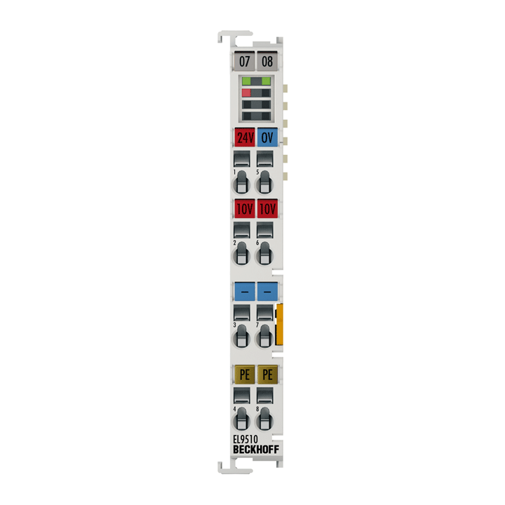 EL9510 | Power supply terminal 10VDC