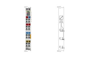 EL9515 | Power supply terminal 15VDC