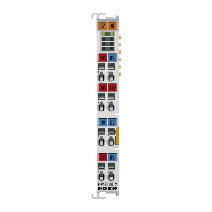 EL9550-0012 | Systemklemme, Surgefilter-System- und -Feldversorgung mit bis zu 10A